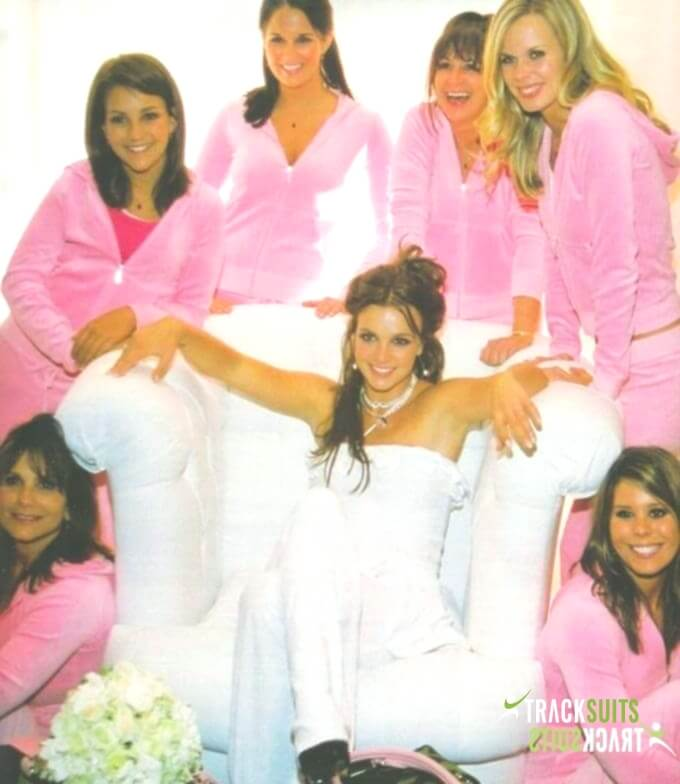 Britney Spears Tracksuits