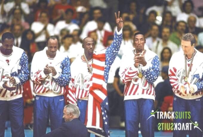 USA Dream Team Tracksuits
