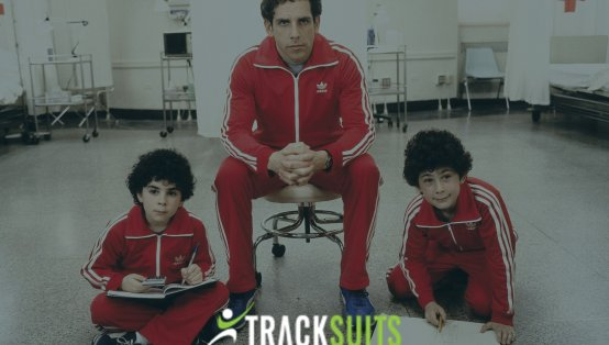 Tracksuits in Films and Series