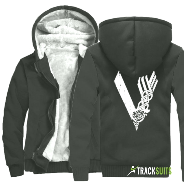online store f54a8 7acf2 Son of odin vikings zip-up hoodie jacket | Track Suits