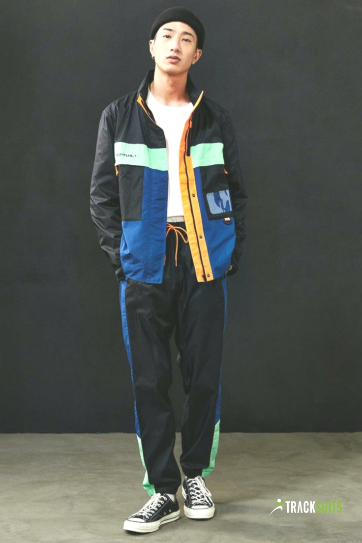 20aee143d01 Nautica + UO Track Jacket | Track Suits